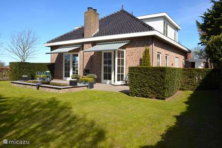 Vacation rental Netherlands, North Holland, Limmen holiday house Duinstolp
