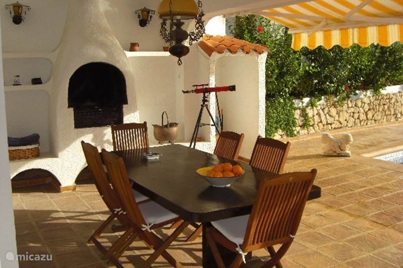 Vakantiehuis Spanje, Costa Blanca, Altea Villa Campomanus
