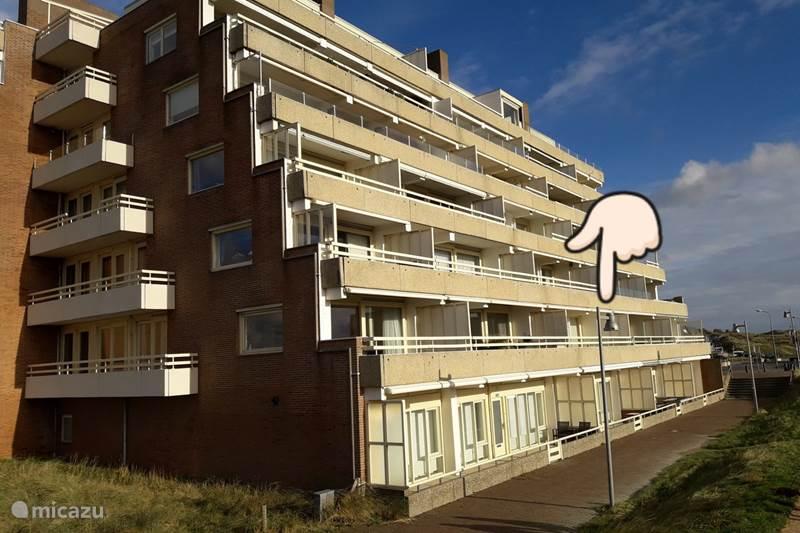 Vakantiehuis Nederland, Noord-Holland, Egmond aan Zee Appartement Suite Schelpenpad