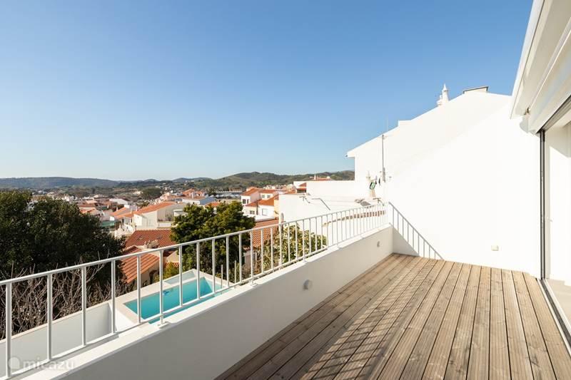 Vakantiehuis Portugal, Algarve, Silves Stadswoning Stadshuis Casa Arade