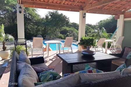 Vacation rental Aruba, Aruba Central, Santa Cruz apartment Iguana Cabana