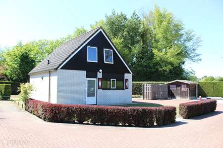 Vacation rental Netherlands, South Holland, Ouddorp holiday house Zomerhof 6