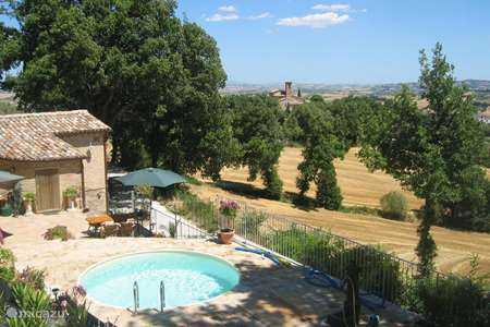 Vacation rental Italy, Marche, Loretello holiday house Bocca di Lupo in Loretello