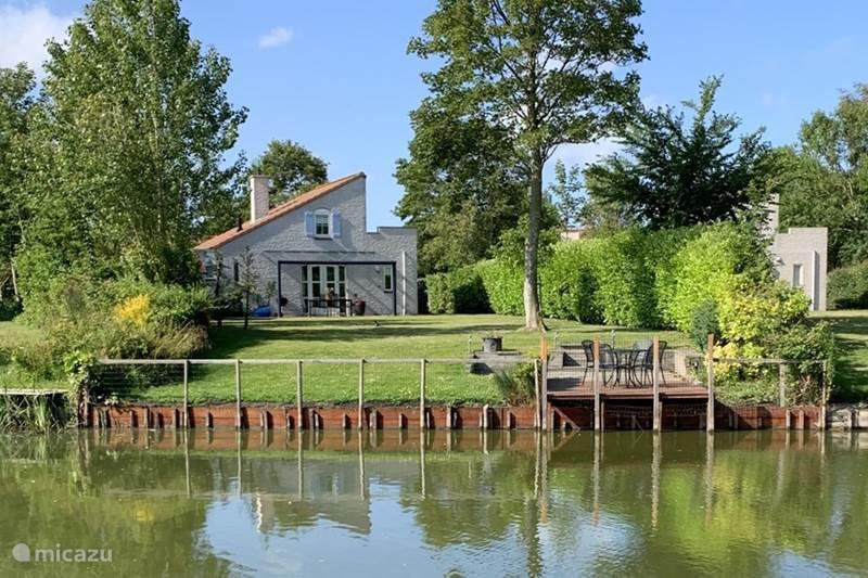 Vakantiehuis Nederland, Zeeland, Brouwershaven Vakantiehuis Zilte Wind