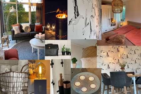Vakantiehuis Nederland, Gelderland, Putten bungalow Hippe & luxe vakantie op de Veluwe!