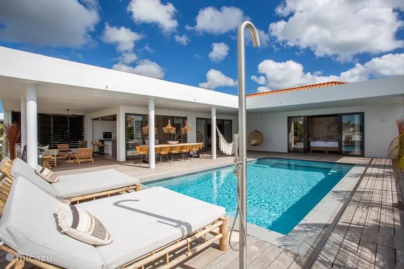 Ferienwohnung Curaçao, Banda Ariba (Ost), Jan Thiel Villa Villa Reef
