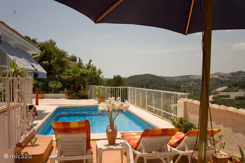 Vakantiehuis Spanje, Costa Blanca, Callosa d'en Sarrià Villa Mamala