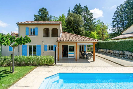 Vakantiehuis Frankrijk, Ardèche, Vallon-Pont-d'Arc villa Villa Vivre