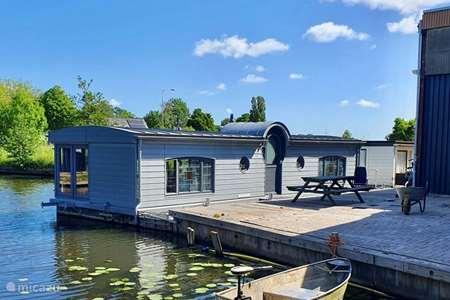 Vakantiehuis Nederland, Noord-Holland, Schoorldam camper / jacht / woonboot Woonboot Karma