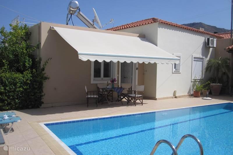 Vakantiehuis Griekenland, Kreta, Plaka Villa Villa Eleanna