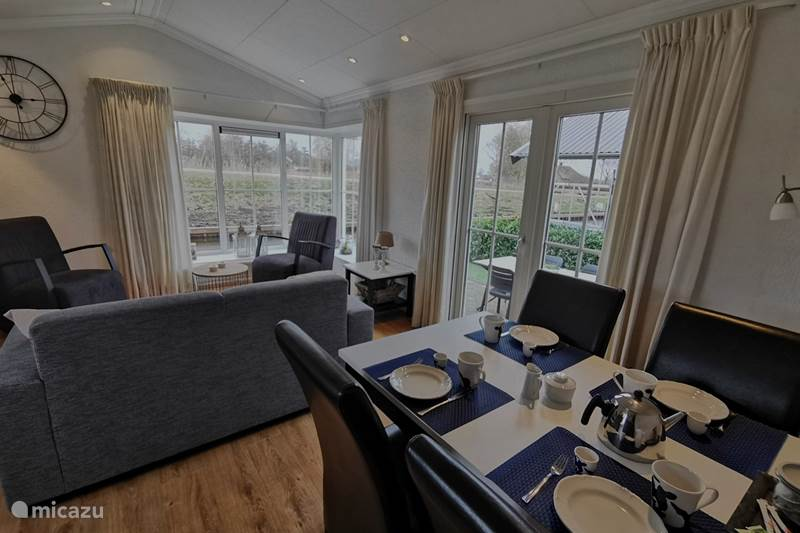 Vacation rental Netherlands, Overijssel, Giethoorn Chalet Giet Oan