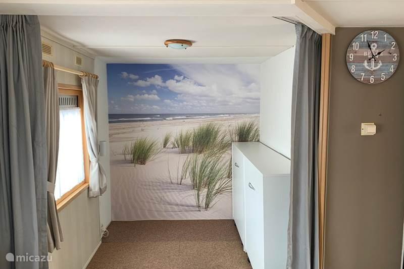 Vakantiehuis Nederland, Overijssel, Wanneperveen Stacaravan Beachhouse Giethoorn