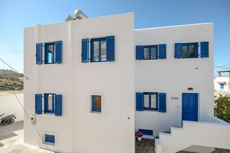 Vakantiehuis Griekenland – vakantiehuis Spiti Helena Agersani