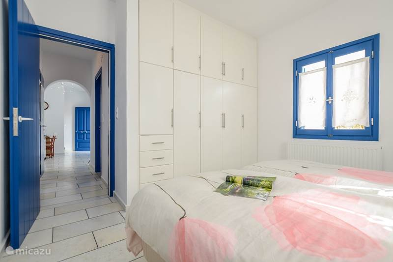 Vakantiehuis Griekenland, Naxos, Agios Arsenios  Vakantiehuis Spiti Helena Agersani