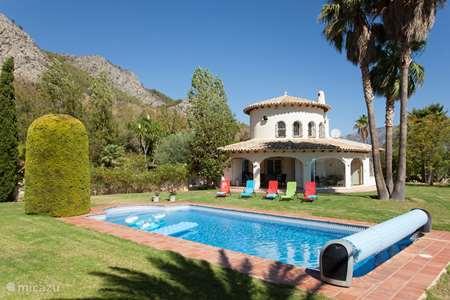 Vakantiehuis Spanje, Costa Blanca, Polop villa Casa Ponoig