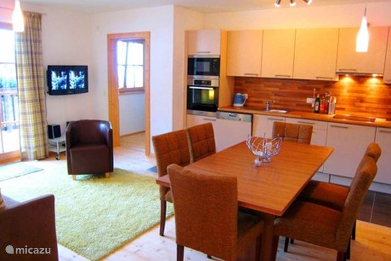Vacation rental Austria, Salzburgerland, Mittersill Apartment Chalet Dunn SKI IN / SKI OUT