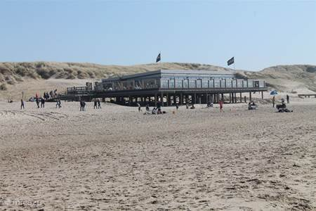 Strandtent Paal 6