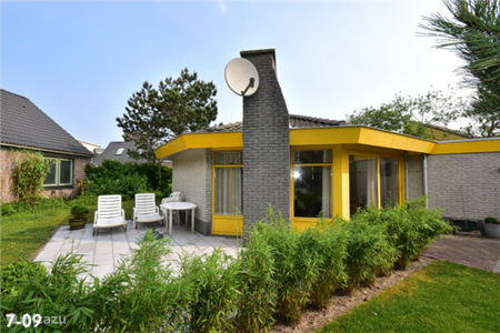 Vakantiehuis Nederland, Noord-Holland, Julianadorp aan Zee bungalow Zeester 7 Julianadorp aan Zee.