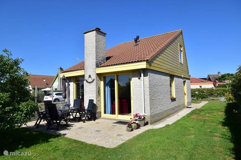 Vakantiehuis Nederland, Noord-Holland, Julianadorp aan Zee Bungalow Albatros 327 Julianadorp aan Zee.