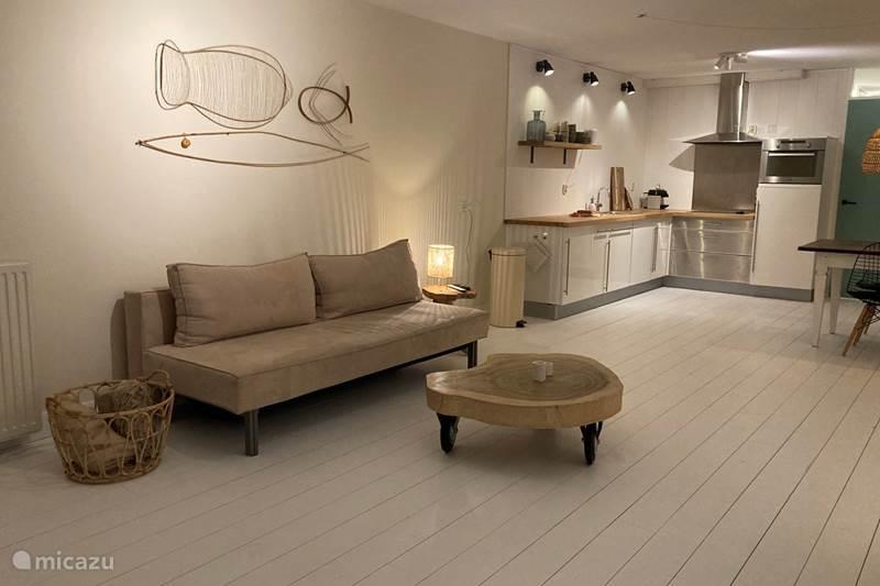 Vakantiehuis Nederland, Noord-Holland, IJmuiden Appartement Visbeet
