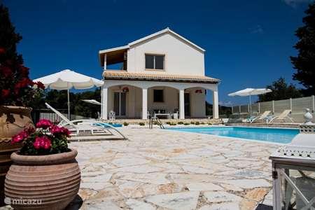 Vakantiehuis Griekenland – villa Fedrita