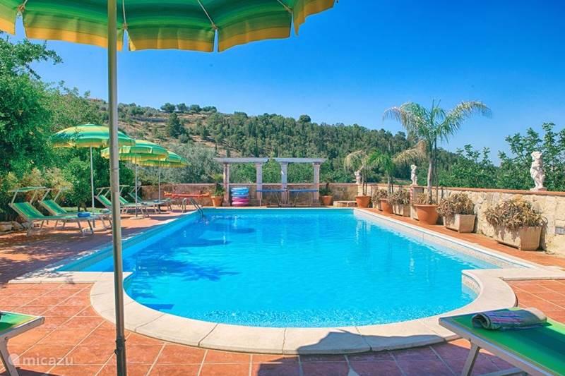 Vakantiehuis Italië, Sicilië, Modica Villa Villa Modica