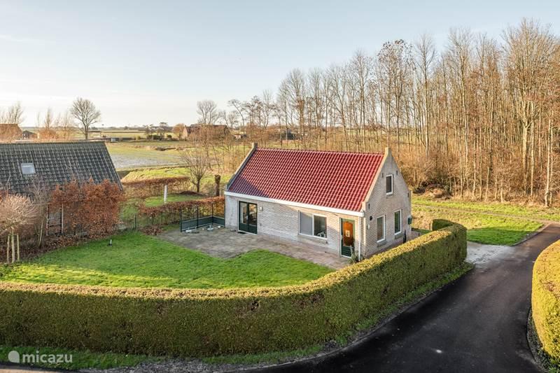 Vakantiehuis Nederland, Friesland, Tzummarum Vakantiehuis Vakantiehuis Tzummarum Bargereed 46