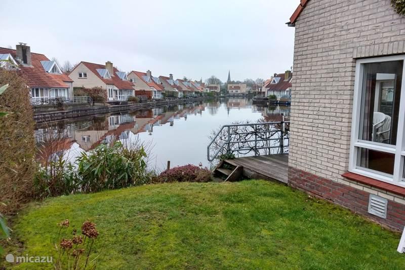 Vakantiehuis Nederland, Friesland, Langweer Vakantiehuis Villa 106
