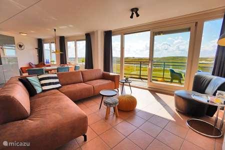 Vakantiehuis Nederland, Noord-Holland, Callantsoog appartement Wijde Blick Penthouse