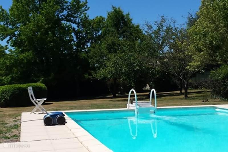 Vakantiehuis Frankrijk, Dordogne, Piegut-Pluviers Vakantiehuis Champs Fleuris