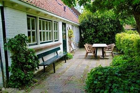 Vakantiehuis Nederland, Friesland, Goingarijp appartement B&B de Klokkenstoel