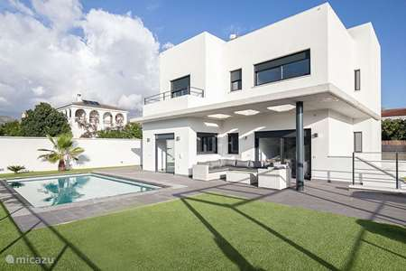 Vakantiehuis Spanje, Andalusië, Melegis villa La Casa en el Valle