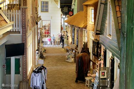 De Graanbuurt in Giessenburg