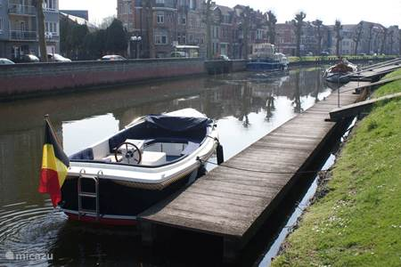 Boot-en kajakverhuur Meersland