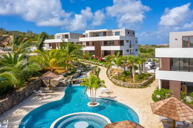 Ferienwohnung Curaçao, Banda Ariba (Ost), Jan Sofat Appartement Apartment Karibische Orchidee