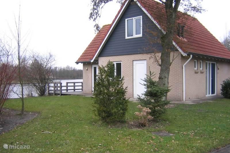 Vakantiehuis Nederland, Drenthe, Westerbork Vakantiehuis Vishuis