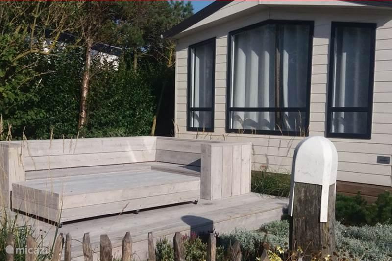 Vakantiehuis Nederland, Noord-Holland, Petten Chalet Beachhouse, 1km zee Zwembad Camping