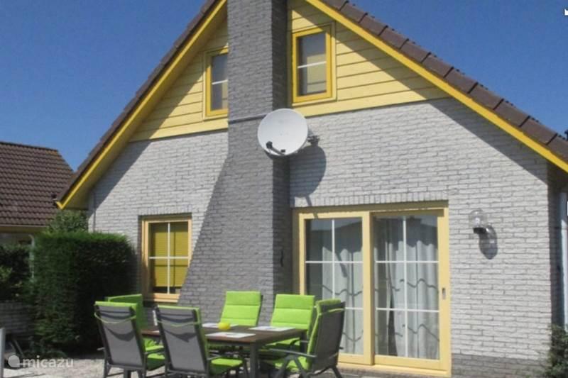 Vakantiehuis Nederland, Noord-Holland, Julianadorp aan Zee Vakantiehuis Strandhuis Helmgras