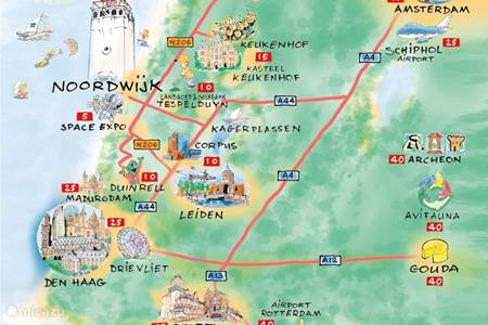 Noordwijk all weather destination