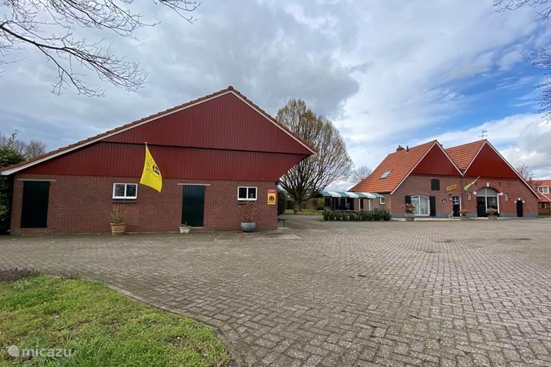 Vakantiehuis Nederland, Gelderland, Winterswijk Vakantiehuis Vakantiewoning 'De Schuure'