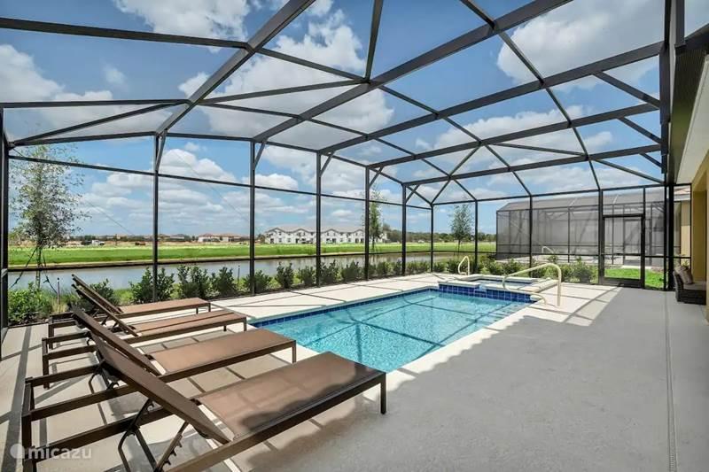 Vakantiehuis Verenigde Staten, Florida, Davenport Villa Family Dream Villa