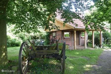 Vakantiehuis Duitsland, Nedersaksen, Osterwald vakantiehuis 't Bakhoes (Tiny House)