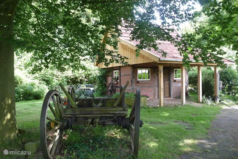 Ferienwohnung Deutschland, Niedersachsen, Osterwald Ferienhaus 't Bakhoes (kleines Haus)