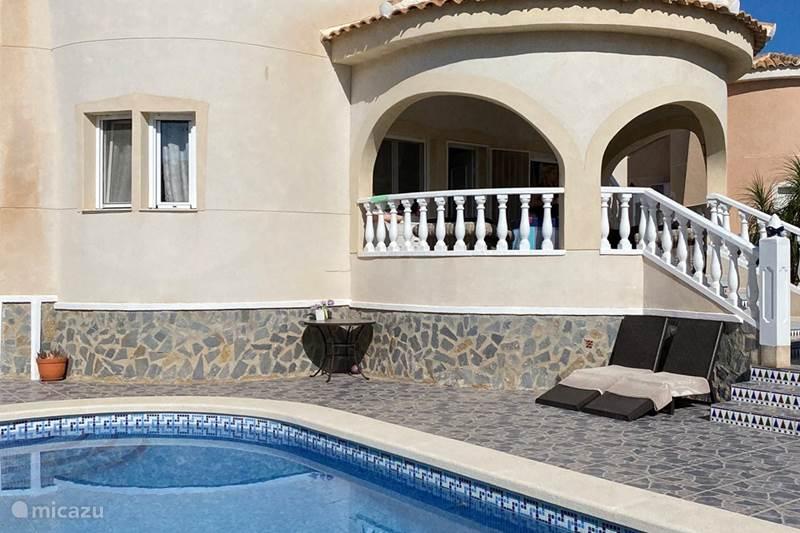 Vakantiehuis Spanje, Costa Blanca, Ciudad Quesada Villa Casa Sorolla