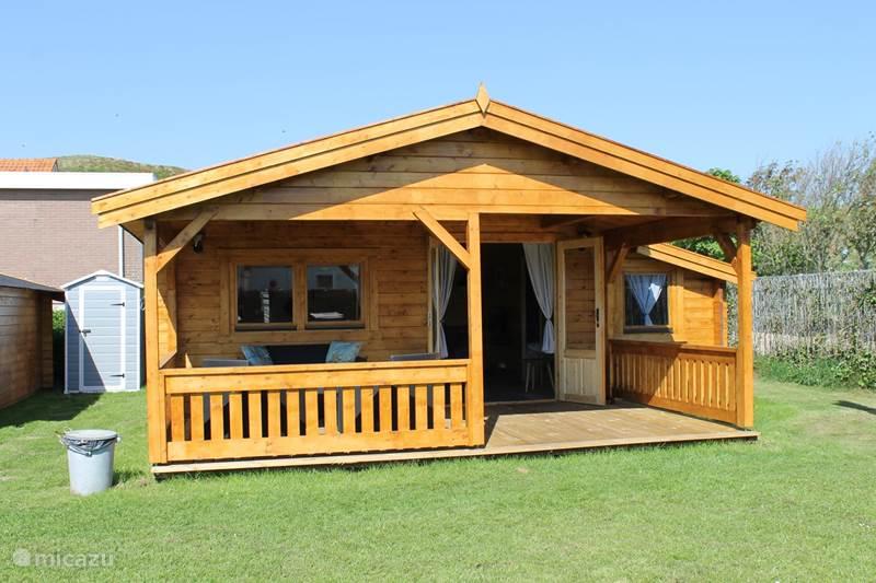 Vakantiehuis Nederland, Noord-Holland, Julianadorp aan Zee Blokhut / Lodge Boerenzwaluw