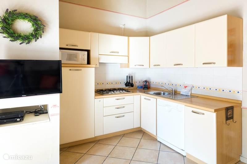 Vakantiehuis Italië, Gardameer, Moniga del Garda Appartement Villetta Superiore