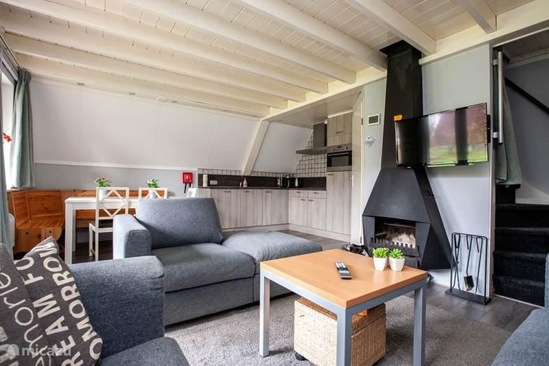 Vakantiehuis Nederland, Overijssel, Gramsbergen Vakantiehuis Sfeervolle vakantiewoning