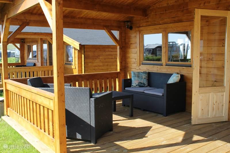 Vakantiehuis Nederland, Noord-Holland, Julianadorp aan Zee Blokhut / Lodge De Huiszwaluw