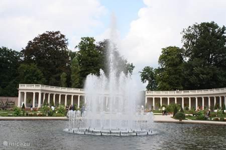 Vakantiehuis ligt ongeveer 1,5 km van centrum Ermelo.