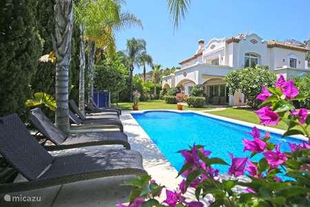 Vakantiehuis Spanje, Costa del Sol, Benahavis villa Villa Penati